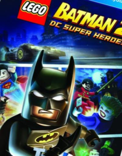 LEGO Batman 2: DC Super Heroes обложка